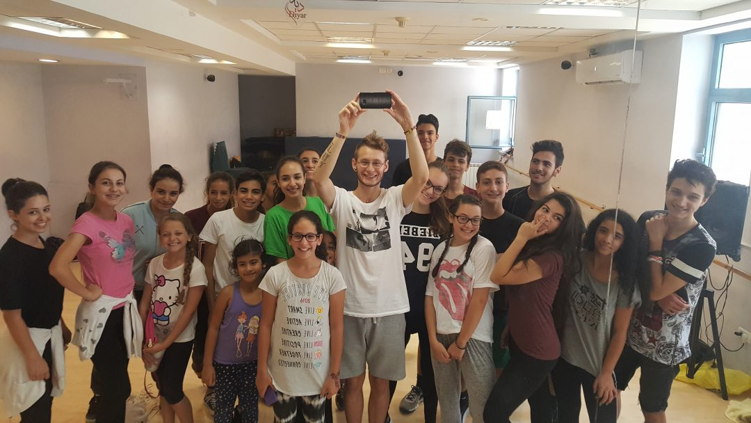 Hip Hop Workshop in Bethlehem