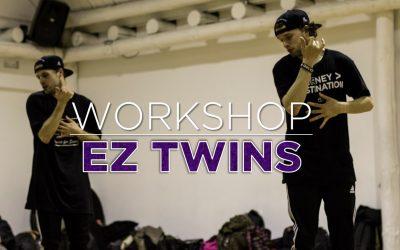Die EZ Twins machen mit!