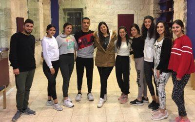 Neues Theaterprojekt mit Schülern aus Palästina und Rosenheim