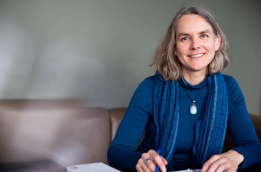 Unsere Kollegin Prof.Karin Holzwart in der NMZ